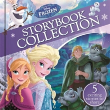 Disney Frozen: Storybook Collection, Hardback Book