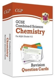 New 9-1 GCSE Combined Science: Chemistry AQA Revision Question Cards, Mixed media product Book