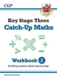 New KS3 Maths Catch-Up Workbook 2 (with Answers), Paperback / softback Book