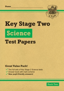 New KS2 Science Tests: Pack 2, Paperback / softback Book
