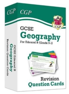 New Grade 9-1 GCSE Geography Edexcel B Revision Question Cards, Mixed media product Book