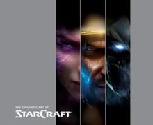 The Cinematic Art of Starcraft, Hardback Book