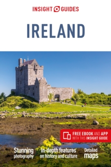 Insight Guides Ireland (Travel Guide with Free eBook), Paperback / softback Book