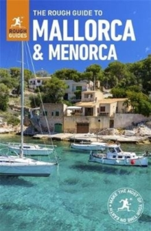 The Rough Guide to Mallorca & Menorca (Travel Guide with Free eBook), Paperback / softback Book