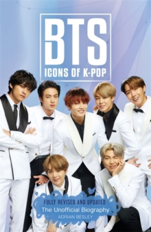 BTS : Icons of K-Pop, Paperback / softback Book