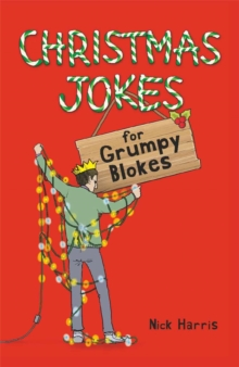 Christmas Jokes for Grumpy Blokes, Paperback / softback Book