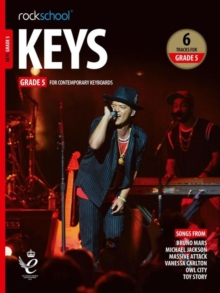 ROCKSCHOOL KEYBOARD GRADE 5 2019, Paperback Book
