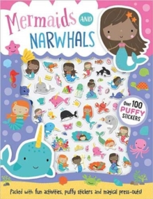 Mermaids and Narwhals, Paperback / softback Book