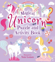 The Magical Unicorn Puzzle and Activity Book, Paperback / softback Book