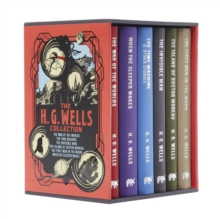 The H. G. Wells Collection : Deluxe 6-Volume Box Set Edition, Mixed media product Book