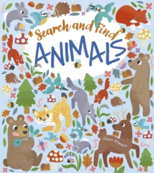 Search and Find: Animals, Paperback / softback Book