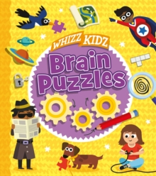 Whizz Kidz: Brain Puzzles, Paperback / softback Book