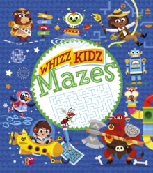 Whizz Kidz: Mazes, Paperback / softback Book