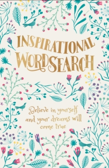 Inspirational Wordsearch, Paperback / softback Book