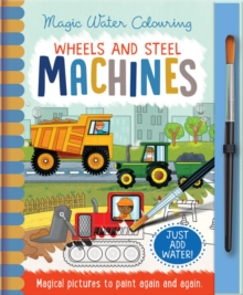 Wheels and Steel - Machines, Hardback Book