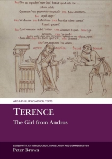 Terence: The Girl from Andros, Paperback / softback Book