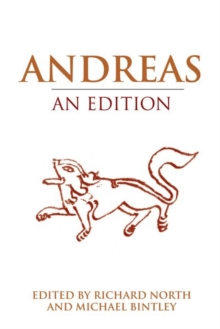 Andreas: An Edition, Paperback / softback Book