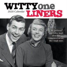 Witty One Liners : 2020 Square Wall Calendar, Paperback / softback Book
