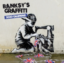Banksy'S Graffiti 2020 Mini Wall Calendar, Calendar Book