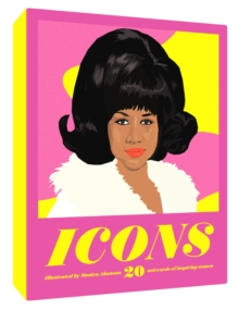 Icons: 20 Notecards of Inspiring Women, Cards Book
