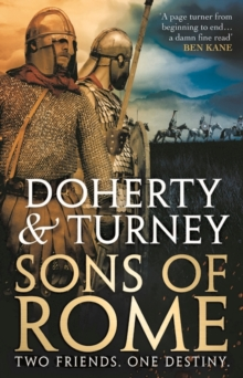 Sons of Rome, Hardback Book