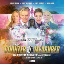 The New Counter-Measures: The Movellan Manoeuvre, CD-Audio Book
