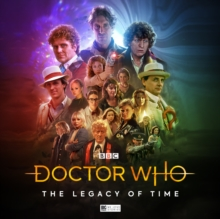 Doctor Who: The Legacy of Time - Standard Edition, CD-Audio Book