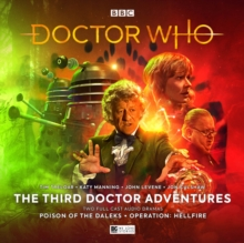The Third Doctor Adventures Volume 6, CD-Audio Book