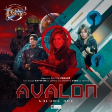 The Worlds of Blake's 7 - Avalon Volume 01, CD-Audio Book