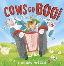 Cows Go Boo!, Paperback / softback Book