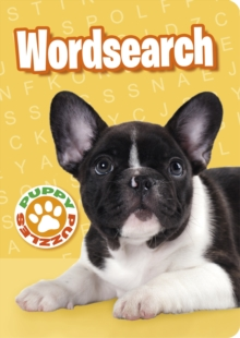 Puppy Puzzles Wordsearch, Paperback / softback Book