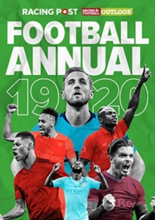 Racing Post & RFO Football Annual 2019-2020, Paperback / softback Book