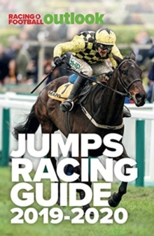 RFO Jumps Racing Guide 2019-2020, Paperback / softback Book