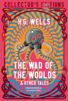 The War of the Worlds & Other Tales, Hardback Book