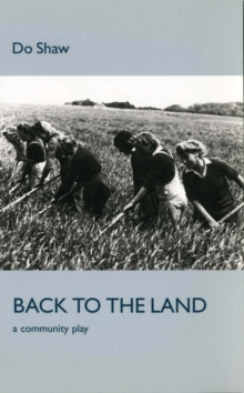 Back to the Land, Paperback / softback Book