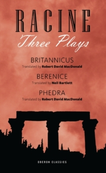 Racine Three Plays, Paperback / softback Book