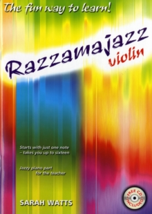 RAZZAMAJAZZ FOR VIOLIN,  Book