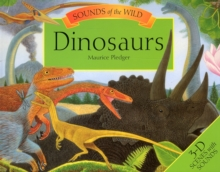 Sounds of the Wild - Dinosaurs, Hardback Book