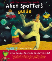 Bob's Alien Spotter Guide, Mixed media product Book