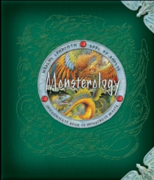 Monsterology, Hardback Book