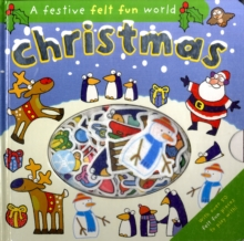 Felt Fun Christmas, Hardback Book