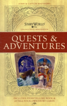 Storyworld : Quests and Adventures, Mixed media product Book