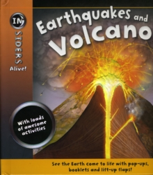Earthquakes and Volcanoes, Hardback Book