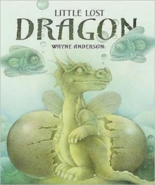 Little Lost Dragon, Paperback Book