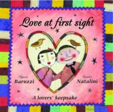 Love at First Sight : A Lovers' Keepsake, Hardback Book