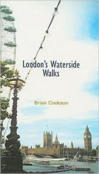 London's Waterside Walks, Paperback / softback Book