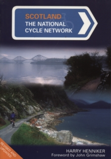 Scotland : The National Cycle Network, Paperback Book
