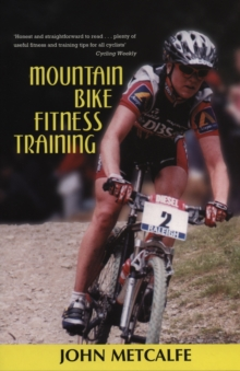 Mountain Bike Fitness Training, Paperback Book