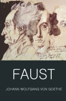 Faust : A Tragedy In Two Parts with The Urfaust, Paperback / softback Book