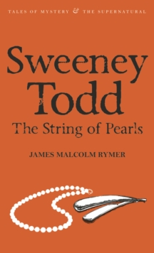 Sweeney Todd: The String of Pearls, Paperback Book